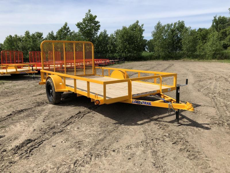 Load Trail SE Yellow 77x12 Utility Trailer