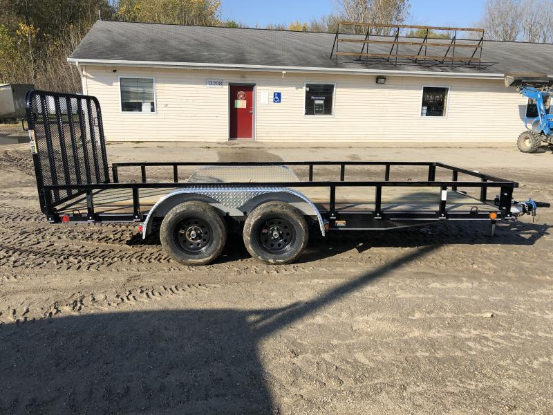 Load Trail 83 x 16ft Premium Utility Trailer