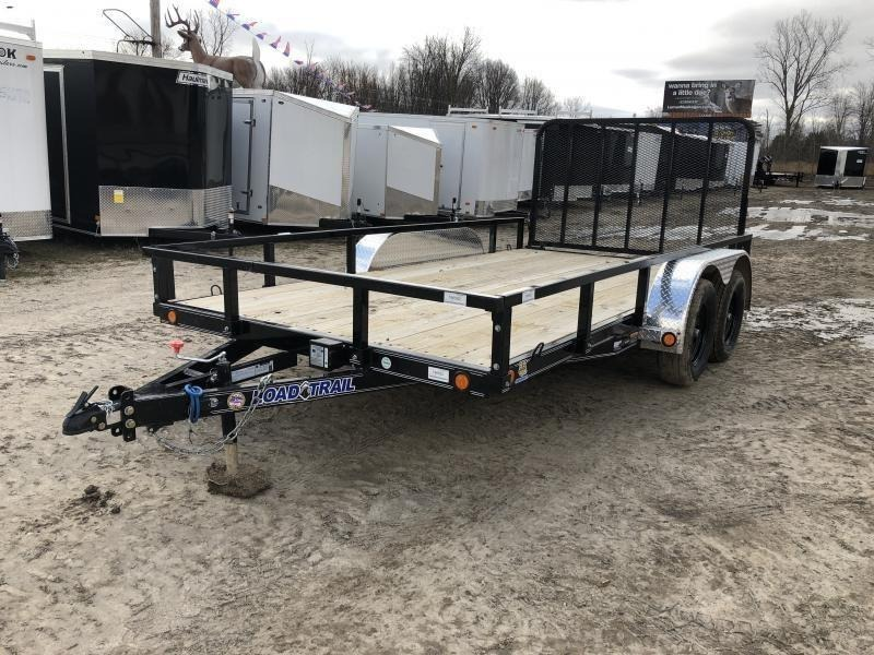 Load Trail XT 83 x 14ft Premium Utility Trailer