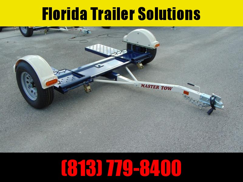 New Master Tow 80THDEB Electri Brake Tow Dolly
