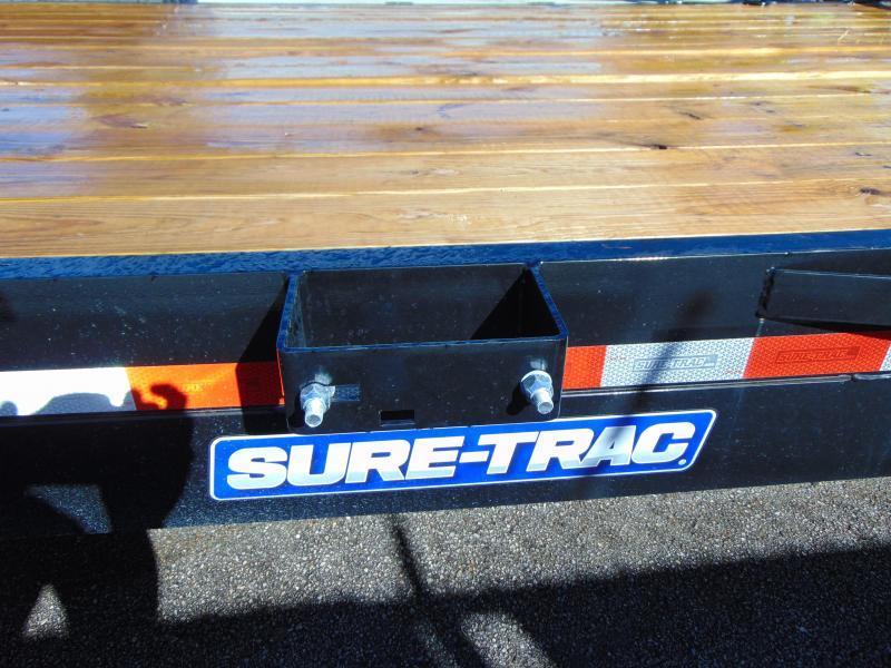 CLEARANCE! 2019 Sure-Trac 7X18 Equipment Trailer