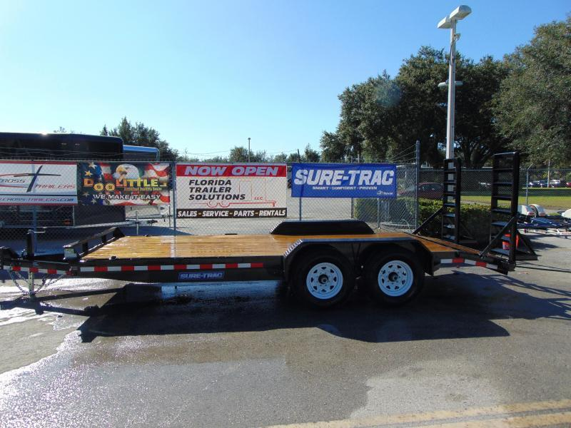 2019 Sure-Trac 7X18 Equipment Trailer
