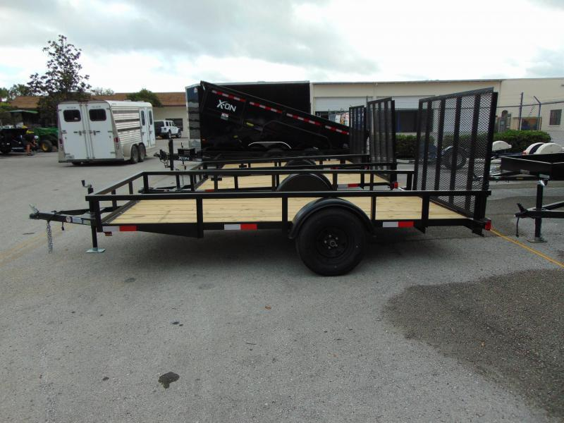 New Worldwide Trailer 6X12 Utility Trailer