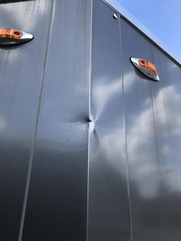 CLEARANCE!  2019 Legend Manufacturing 7X21 Aluminum Enclosed Cargo Trailer