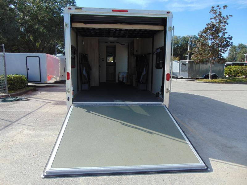 2016 Pre-Owned Forest River Inc. Other 28VFB Toy Hauler Toy Hauler