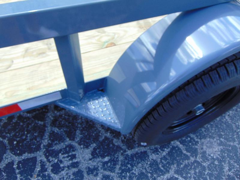 New GPS Trailers 7X12 Utility Trailer