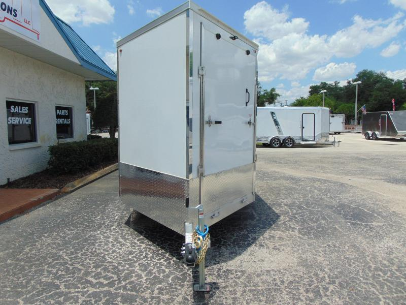 CLEARANCE!  2019 Legend Mfg 7X23 ATV Enclosed Cargo Trailer