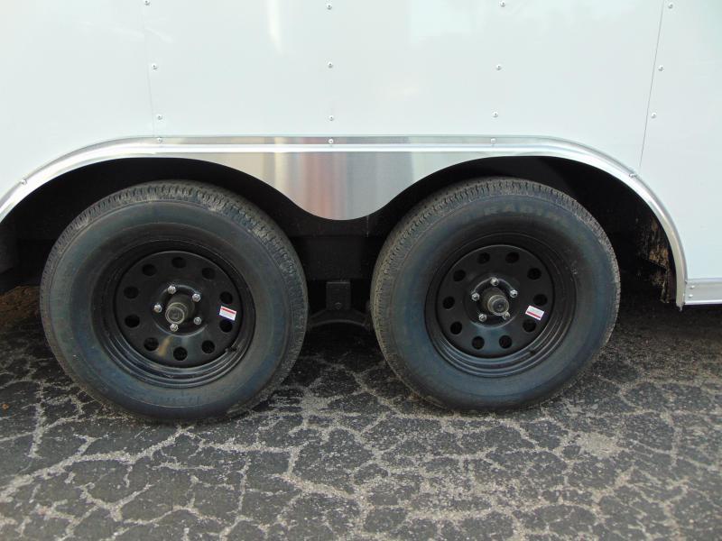 2019 Rock Solid Cargo 8.5X24 Car / Racing Trailer