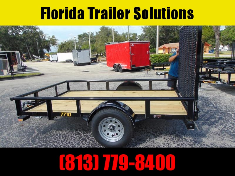 CLEARANCE! 2019 Doolittle Trailer Mfg 6.5X10 Utility Trailer