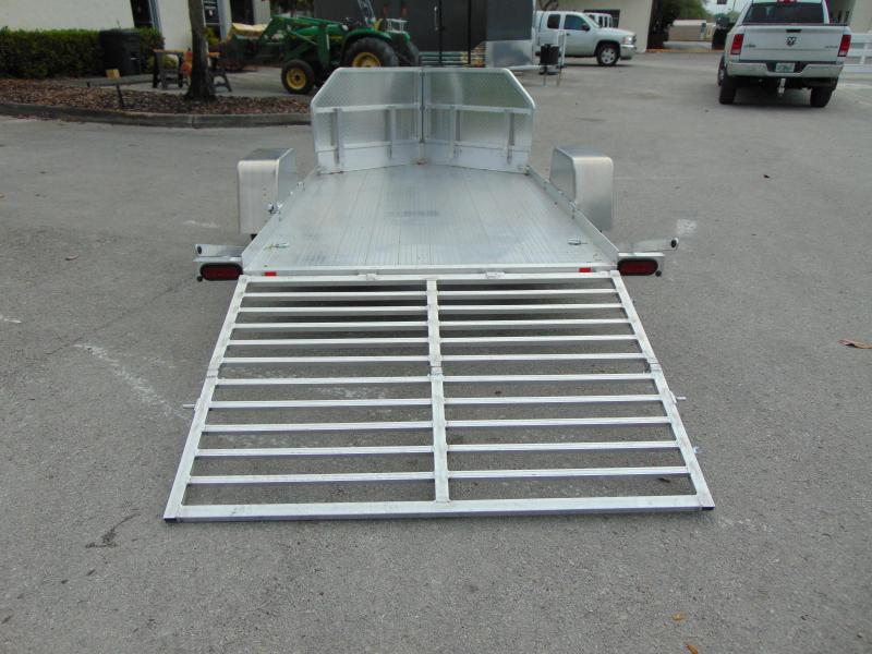 2019 Bear Track Products 65X120 Motorcycle Trailer