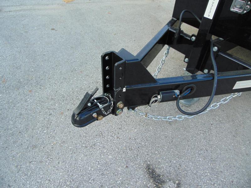 New Sure-Trac 78X12+4 Tilt Deck 7.8K Equipment Trailer