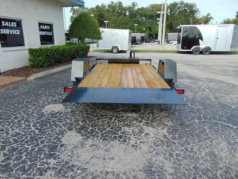 New Sure-Trac 78X12 Tilt Bed 7.8K Equipment Trailer