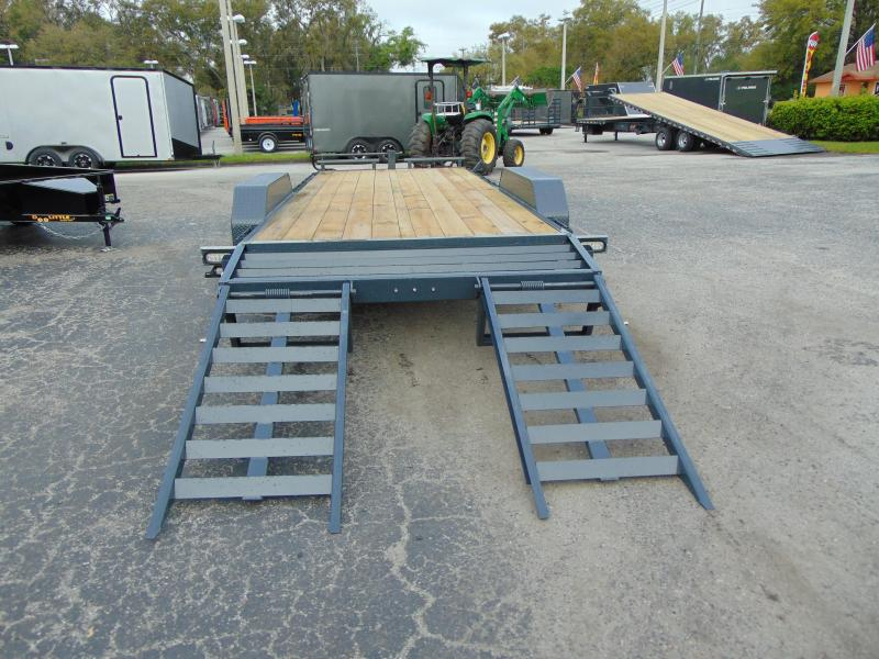 CLEARANCE! Doolittle Trailer Mfg 82X20 14K XTreme 18+2 Equipment Trailer