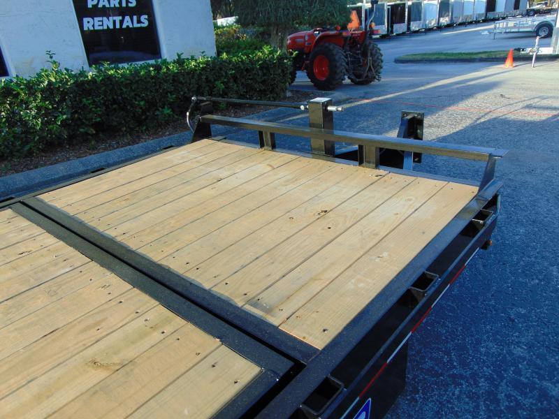 New Sure-Trac 7X16+4 Tilt Bed 16K Equipment Trailer