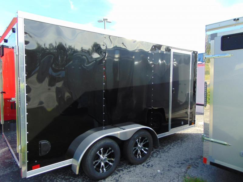 2019 Cross Trailers 7X14 Enclosed Cargo Trailer