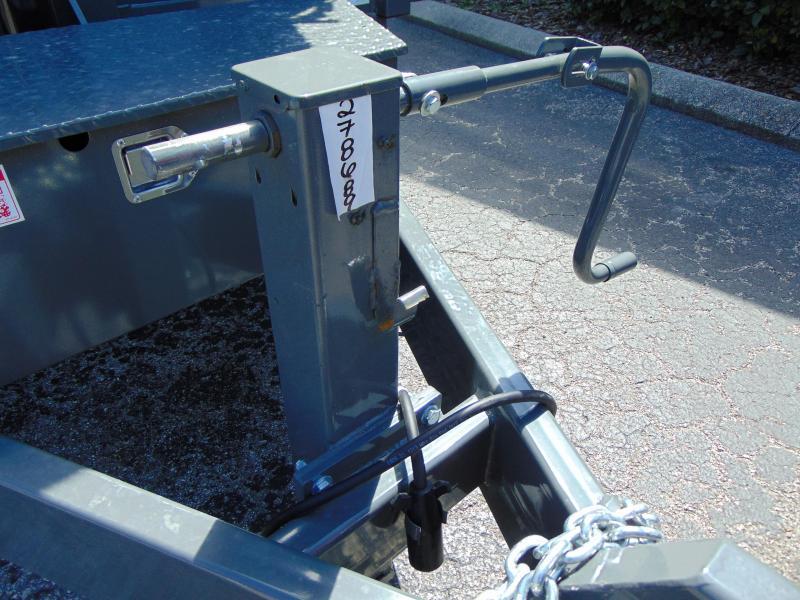 New Sure-Trac 82X16 16K-4ft Sides- Telescopic Dump Trailer