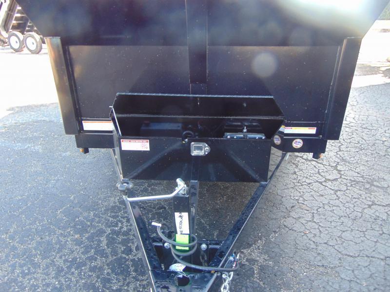 New Sure-Trac 72X12 Low Profile 10k Dump Trailer