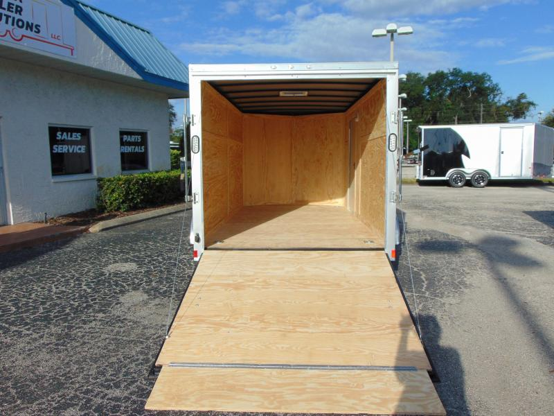 New Rock Solid Cargo 7X14TA Enclosed Cargo Trailer