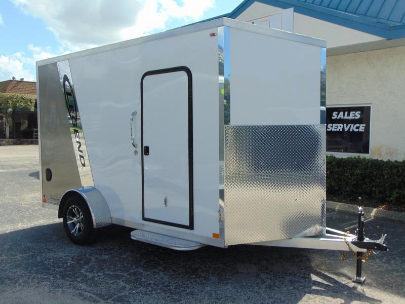 Pre-Owned 2020 Legend Manufacturing 7X14EV Enclosed Cargo Trailer