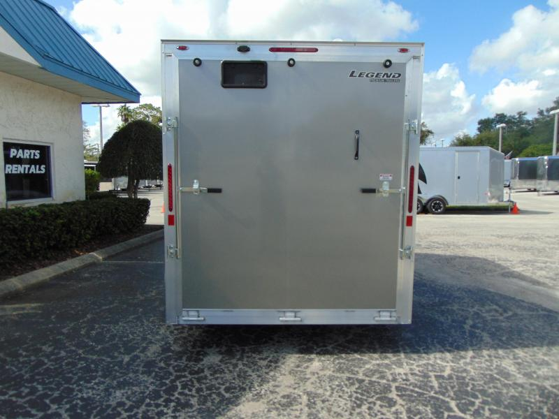 Pre-Owned 2020 Legend Manufacturing 7X14EV Enclosed Cargo Trailer