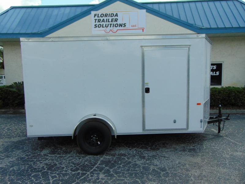 New Rock Solid Cargo 6X12 Enclosed Cargo Trailer