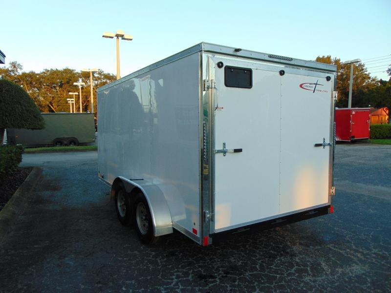 CLEARANCE! 2019 Cross Trailers 7X14 Enclosed Cargo Trailer