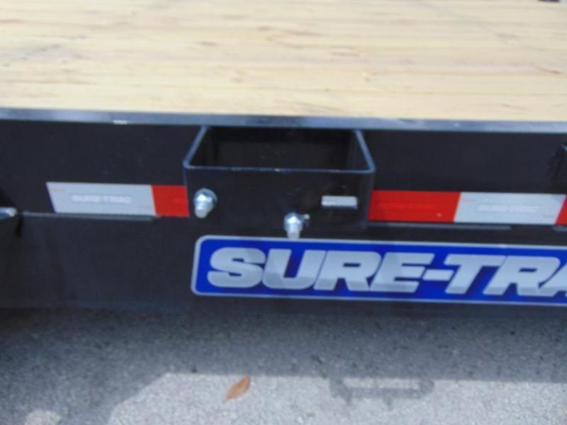 New Sure-Trac 7X18 14K Equipment Trailer