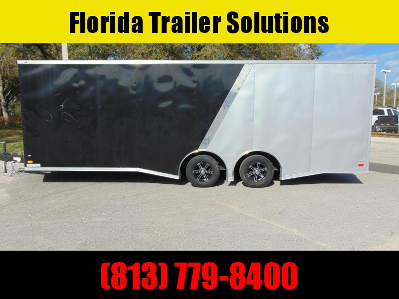 2018 Pre-Owned Covered Wagon Trailers 8.5X24 Enclosed Cargo Trailer
