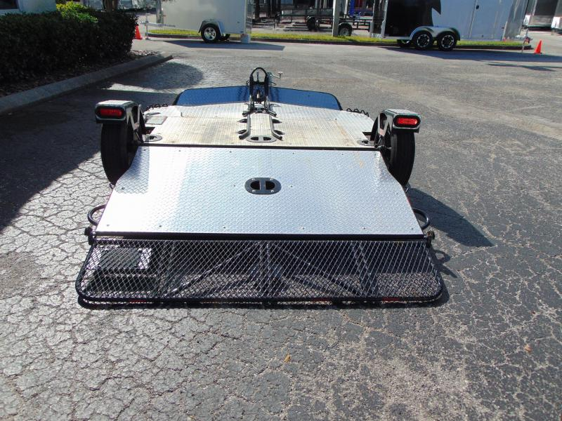 2018 Drop Tail Trailers SST2200 Motorcycle Trailer