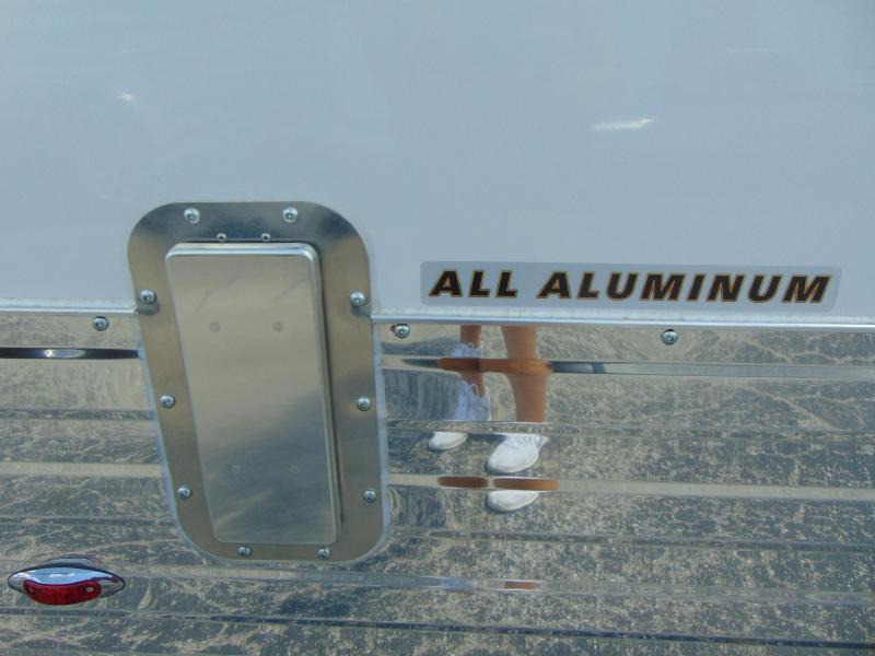2019 Legend Manufacturing 8X21 All Aluminum Enclosed Cargo Trailer