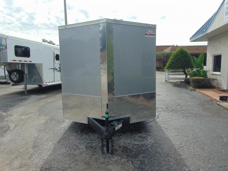 CLEARANCE! Rock Solid Cargo 7X16TA Enclosed Cargo Trailer