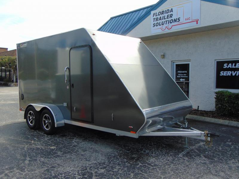 2019 Pre-Owned Legend Manufacturing 7X17 All Sport Enclosed Cargo Trailer