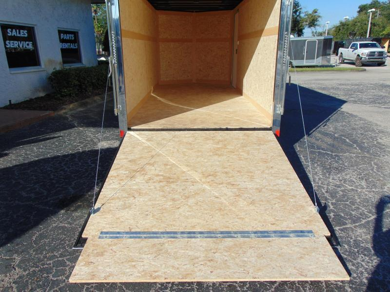 CLEARANCE! 2019 Cross Trailers 7X16TA Enclosed Cargo Trailer