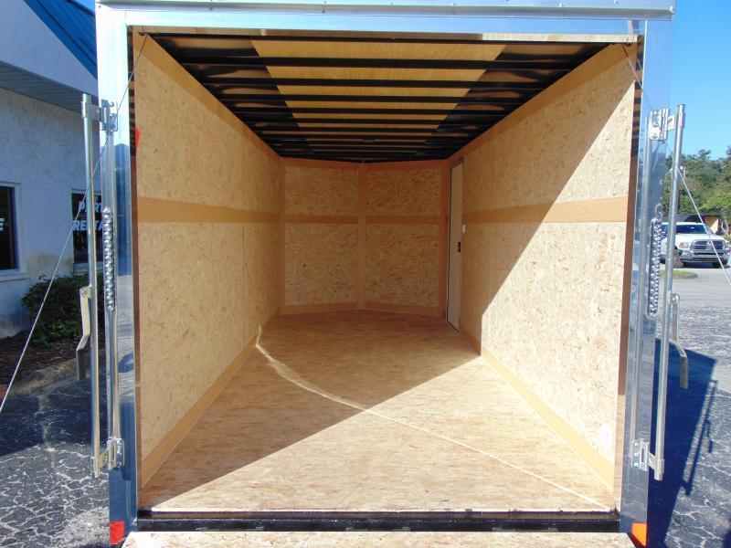 2019 Cross Trailers 7X16TA Enclosed Cargo Trailer