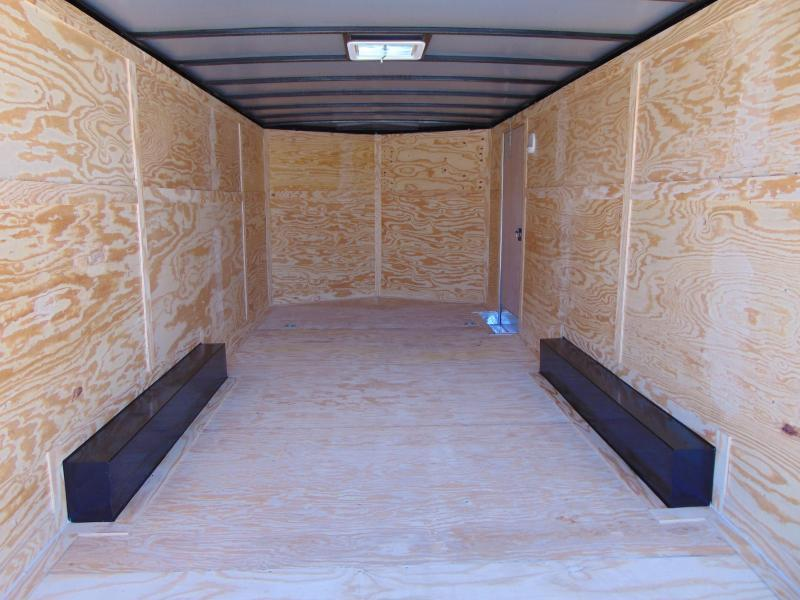 New Rock Solid Cargo 8.5X20TA Cargo/Enclosed Trailer