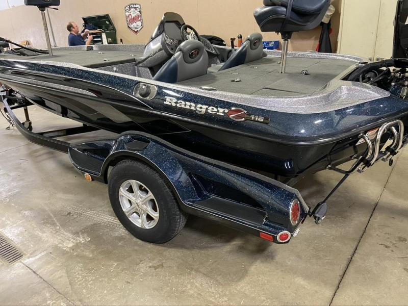 2013 Ranger Z118 Bass Boat