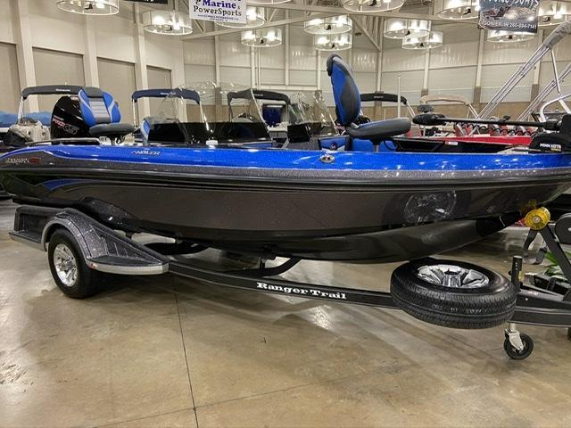 2020 Ranger 1880MS Fishing Boat