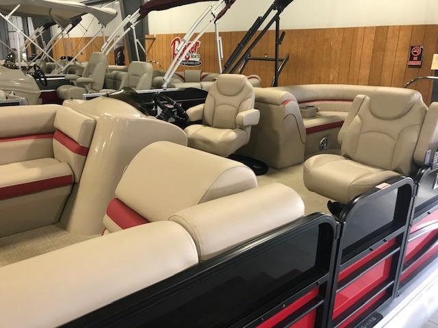 2019 Berkshire 24RFX CTS 3.0 Tritoon