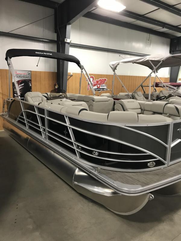 2019 Berkshire 21CL STS 3.0 TRITOON Pontoon Boat