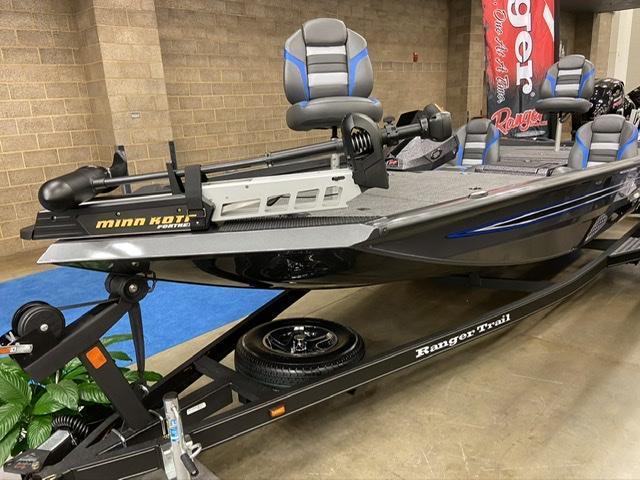 2020 Ranger RT198 Bass Boat