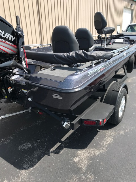 2016 Ranger 175T Fishing Boat