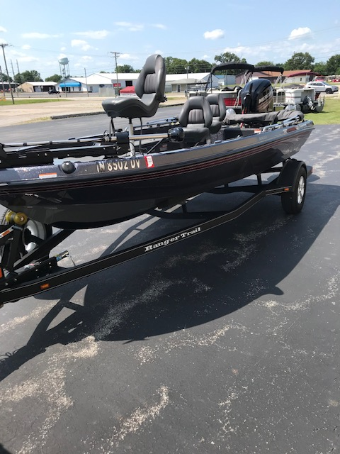2016 Ranger 175T Fishing Boat