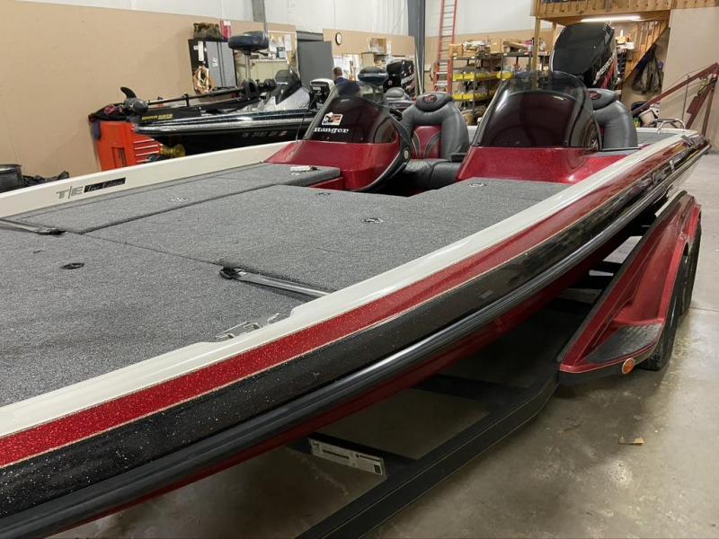 2006 Ranger 521DVX Bass Boat