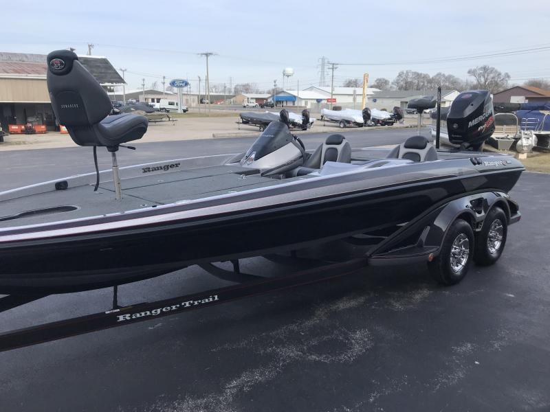 2013 Ranger Z522 Bass Boat