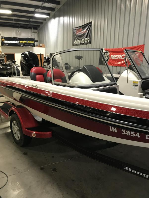 2012 Ranger REATA 1850 Power Boat