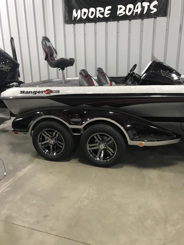 2019 Ranger Z521C Bass Boat