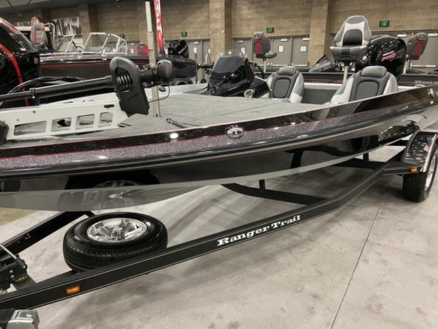 2020 Ranger Z185 Bass Boat
