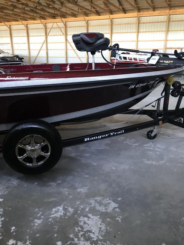 2016 Ranger 618T Fishing Boat