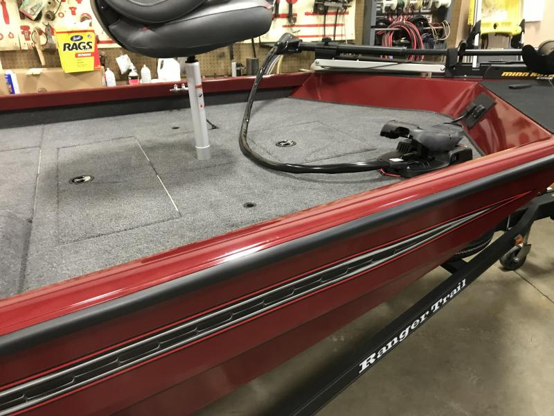 2019 Ranger RT178C Bass Boat
