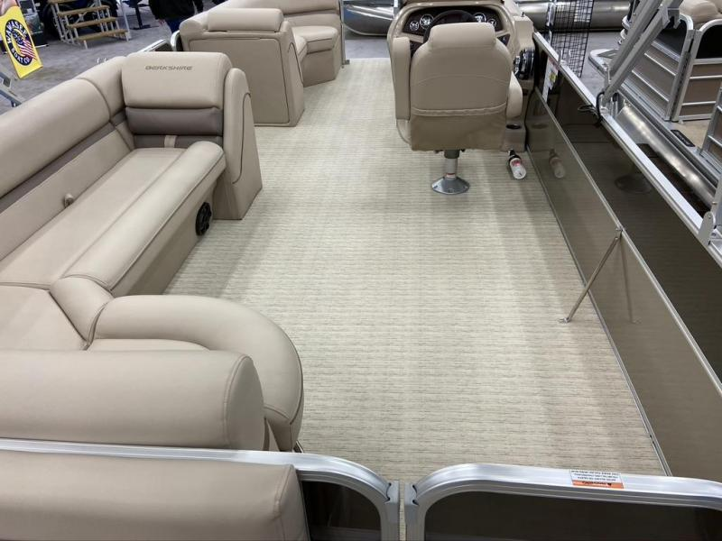 2020 Berkshire 24CL2 CTS 2.0 Pontoon Boat